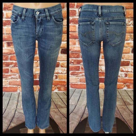 Diesel Denim - Diesel Liv Jeans Size  26 x 30